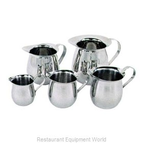 Admiral Craft HBC-3/PKG Creamer, Metal