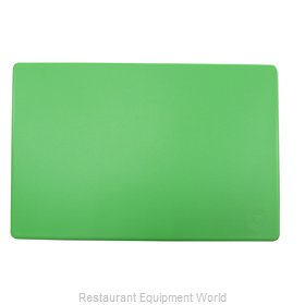 Admiral Craft HDCB-1218/GN Cutting Board, Plastic