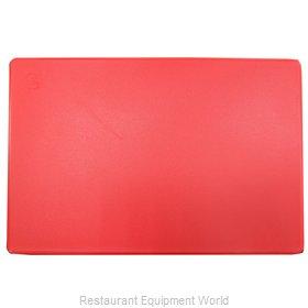 Admiral Craft HDCB-1218/RD Cutting Board, Plastic