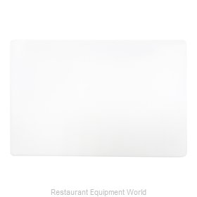 Admiral Craft HDCB-1218/WH Cutting Board, Plastic