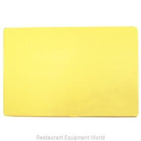 Admiral Craft HDCB-1218/YL Cutting Board, Plastic