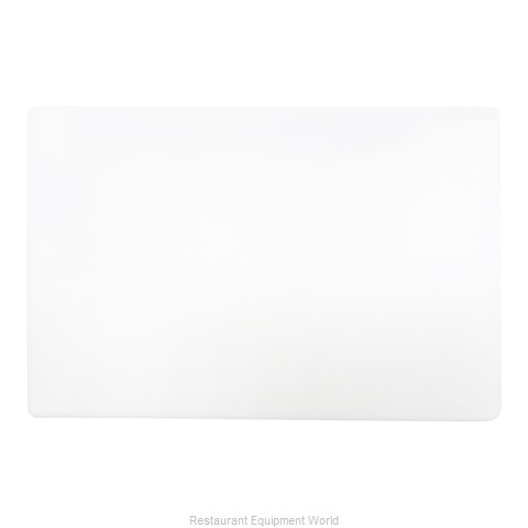 Admiral Craft HDCB-1520/WH Cutting Board, Plastic