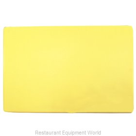 Admiral Craft HDCB-1520/YL Cutting Board, Plastic