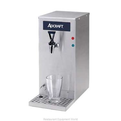 Adcraft HWD-15 Hot Water Dispenser (Magnified)