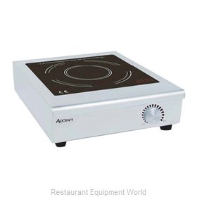 Admiral Craft IND-C208V Induction Range, Countertop