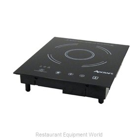 Admiral Craft IND-D120V Induction Range, Built-In / Drop-In