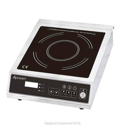 Adcraft IND-E120V Induction Range Countertop (Magnified)