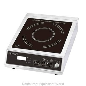 Admiral Craft IND-E120V Induction Range, Countertop