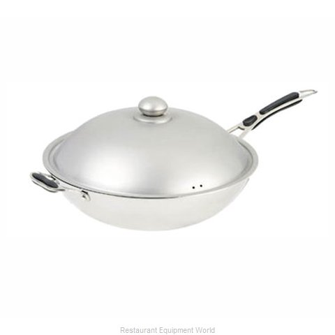 Adcraft IND-WOK Induction Wok (Magnified)