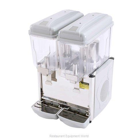 Admiral Craft JD-2 Beverage Dispenser, Electric (Cold)