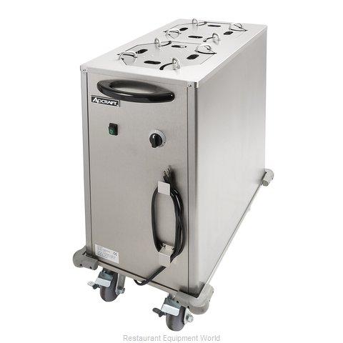 Admiral Craft LR-2 Dispenser, Plate Dish, Mobile