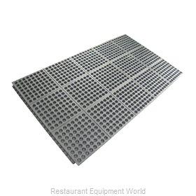 Admiral Craft MAT-3534BK Floor Mat, Anti-Fatigue