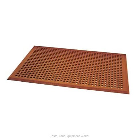 Adcraft MAT-35TC Grease-Proof Floor Mat (Magnified)