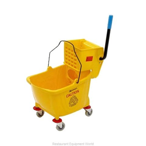 Adcraft MB-36L Mop Bucket Wringer Combination (Magnified)