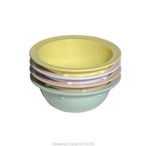 Admiral Craft MEL-BL10W Soup Salad Pasta Cereal Bowl, Plastic