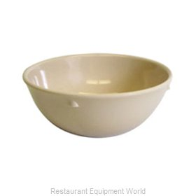 Admiral Craft MEL-BN11T Nappie Oatmeal Bowl, Plastic