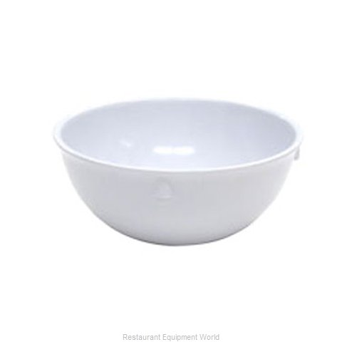 Admiral Craft MEL-BN15W Nappie Oatmeal Bowl, Plastic