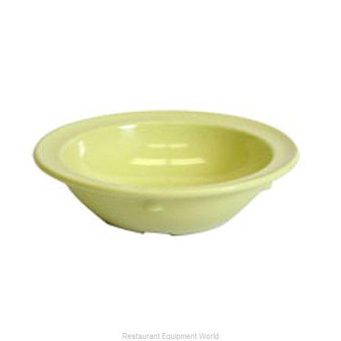 Admiral Craft MEL-FR50Y Fruit Dish, Plastic