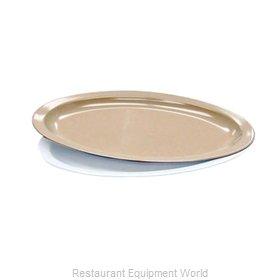 Admiral Craft MEL-OP10W Platter, Plastic