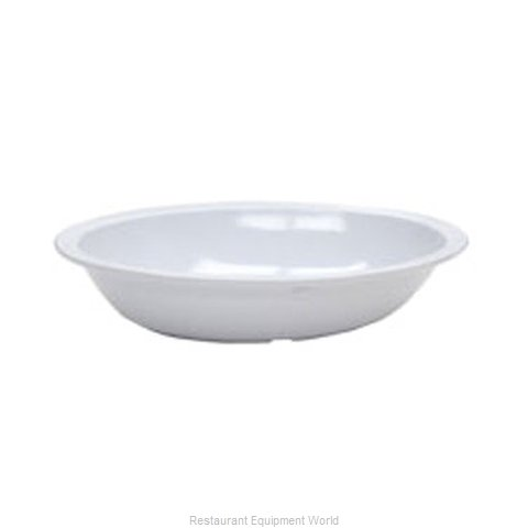 Admiral Craft MEL-OV40W Serving Bowl, Plastic (Magnified)