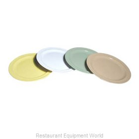 Admiral Craft MEL-PL80W Plate, Plastic