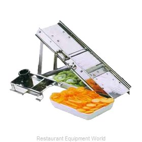 Adcraft MM-138 Mandolin Vegetable Shredder Cutter Slicer