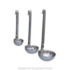 Adcraft NL-4 Short Two Piece Ladle