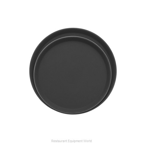 Admiral Craft NST-14BK/ROUND Serving Tray, Non-Skid (Magnified)
