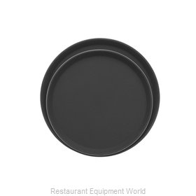Admiral Craft NST-14BK/ROUND Serving Tray, Non-Skid