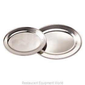 Admiral Craft OPD-14 Platter, Stainless Steel
