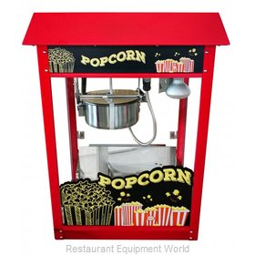 Admiral Craft PCM-8L Popcorn Popper