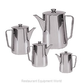Admiral Craft PGN-32 Coffee Pot/Teapot, Metal