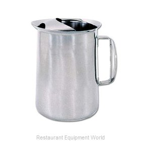 Admiral Craft PHK-3L Pitcher, Stainless Steel