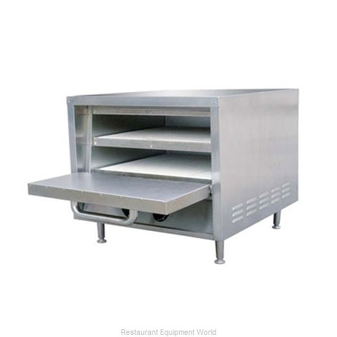 Adcraft PO-18 Pizza Oven Deck-Type Electric