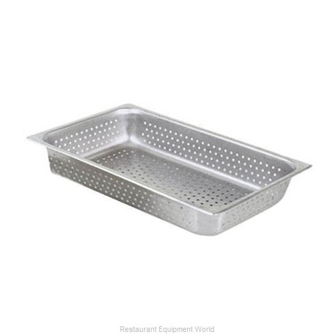 Admiral Craft PP-200F4 Steam Table Pan, Stainless Steel