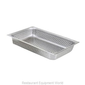 Admiral Craft PP-200F6 Steam Table Pan, Stainless Steel