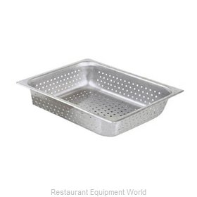 Admiral Craft PP-200H2 Steam Table Pan, Stainless Steel