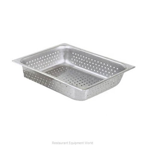 Admiral Craft PP-200H6 Steam Table Pan, Stainless Steel