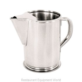 Admiral Craft PSS-64GB Pitcher, Stainless Steel