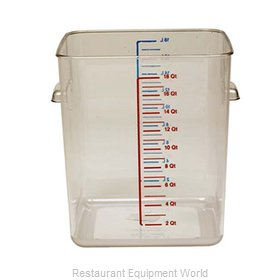 Adcraft R-6318 Food Storage Container