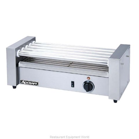 Adcraft RG-05 Hot Dog Grill Roller-Type