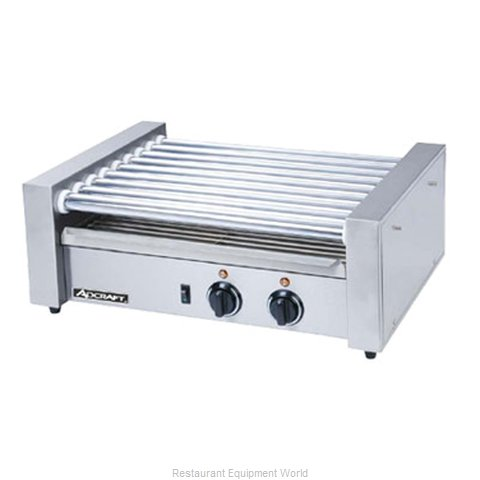 Admiral Craft RG-09 Hot Dog Grill