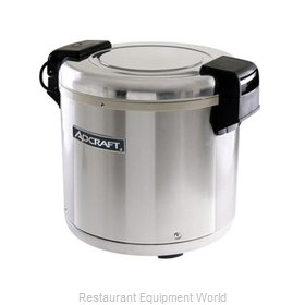 Admiral Craft RW-E50 Rice Warmer