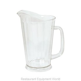 Admiral Craft SAN-BP60CL Pitcher, Plastic