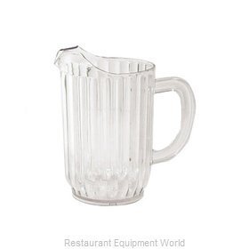 Admiral Craft SAN-P35 Pitcher, Plastic