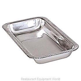 Admiral Craft SCT-11 Relish Dish, Metal
