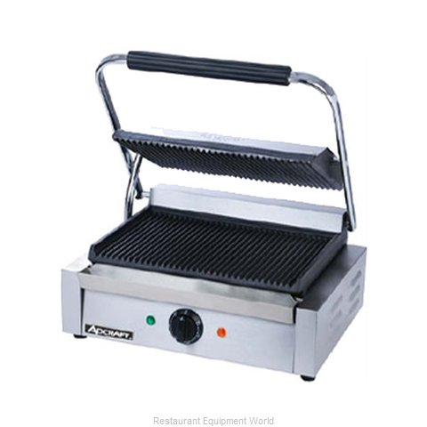 Admiral Craft SG-811E Sandwich / Panini Grill (Magnified)