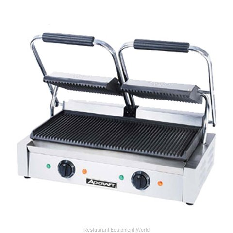 Adcraft SG-813 Sandwich Grill (Magnified)