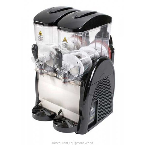 Admiral Craft SGM-2 Frozen Drink Machine, Non-Carbonated