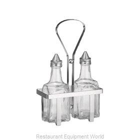 Admiral Craft SHR-2 Oil & Vinegar Cruet, Rack